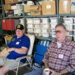 Bob KA7NPQ and Bill KD7NC